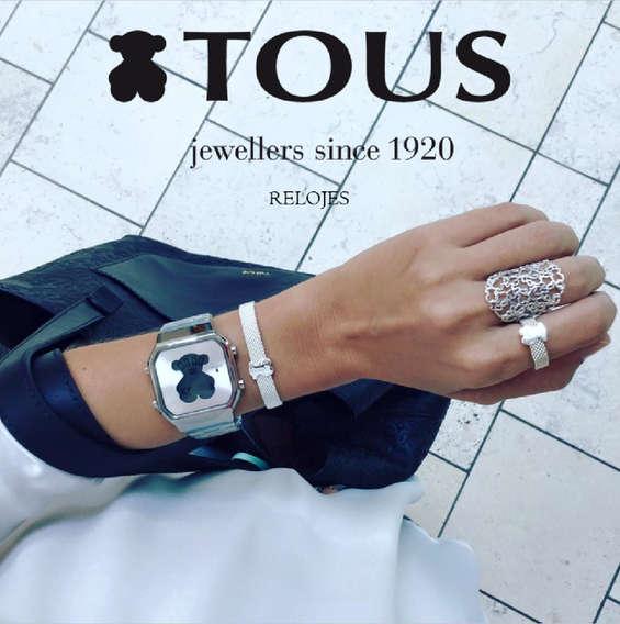 Ofertas de Tous, Relojes