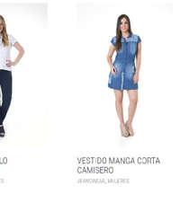 Jeanswear - Mujer