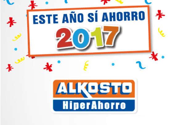 Ofertas de Alkosto, Este año sí ahorro 2017