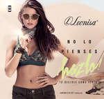 Ofertas de Leonisa, No lo pienses ¡Hazlo! - Campaña 03 de 2017