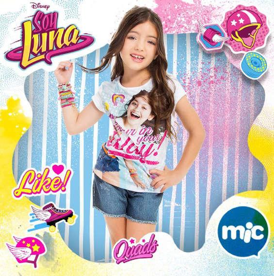 Ofertas de Mic Kids, Soy Luna