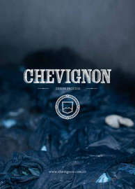 Chevignon Denim Process