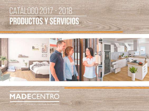 Ofertas de Madecentro, Catálogo Madecentro