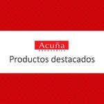 Ofertas de Droguerías Acuña, Productos destacados