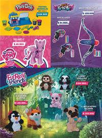 Catálogo de juguetes - Haz realidad tus sueños
