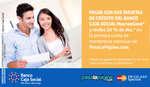 Ofertas de Banco Caja Social, Beneficios Banco Caja Social
