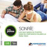 Ofertas de HomeCenter, Catálogo CMR Puntos - HomeCenter
