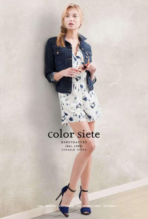Ofertas de Color Siete, Color Siete / Look Book