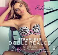 Strapless doble realce - Campaña 04 de 2017
