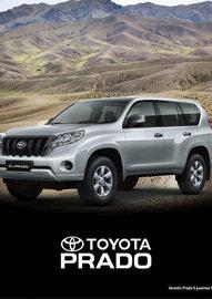 Toyota Prado 5 Puertas TX