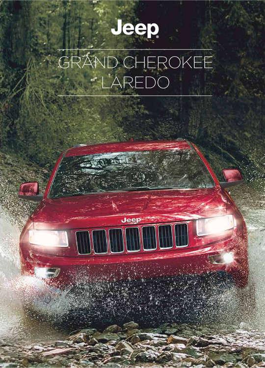 Ofertas de Jeep, Grand Cherokee Laredo 2016