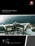 Ofertas de Bancolombia, Guía de beneficios Mastercard Black
