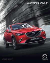 Nueva Mazda CX-3