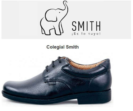 Ofertas de Smith Shoes, Colegial Smith