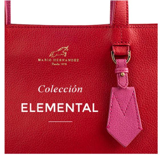Ofertas de Mario Hernández, Colección Elemental