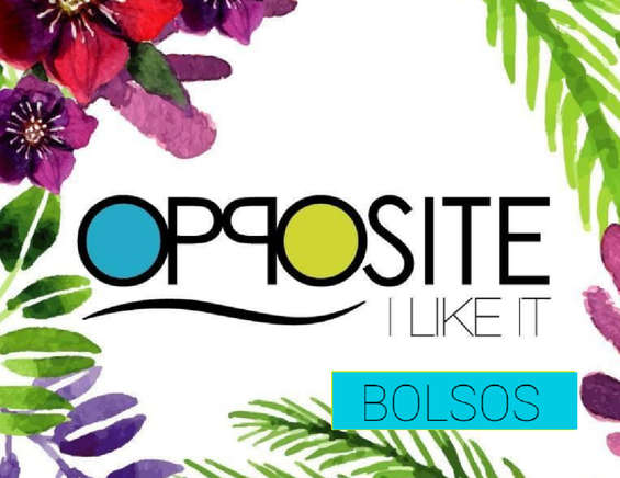 Ofertas de Opposite, Bolsos