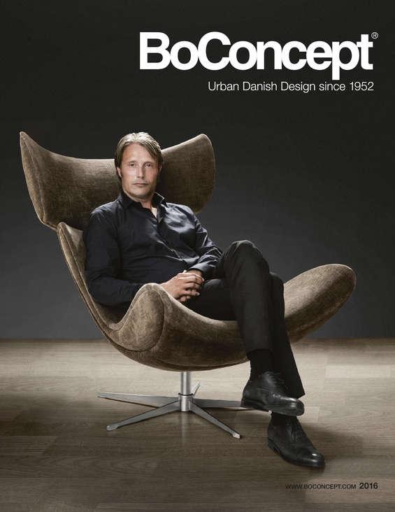 Ofertas de BoConcept, BoConcept Catálogo 2016