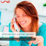 Ofertas de UNE, Paquetes telefonía