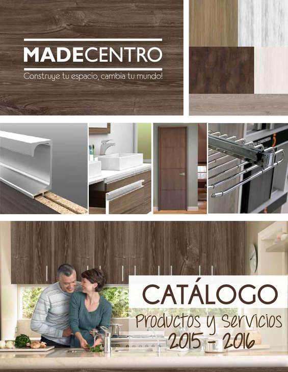 Ofertas de Madecentro, Todos los productos y servicios