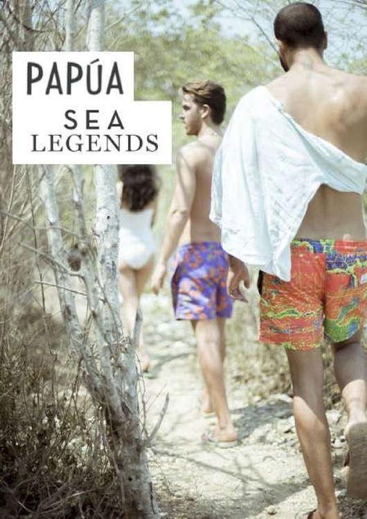 Ofertas de Papúa, Colección - Sea Legends