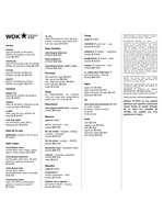 Ofertas de Wok, Wok Izakaya