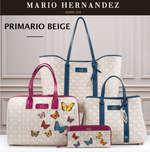 Ofertas de Mario Hernández, Colección Primario Beige