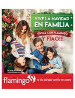 Ofertas de Flamingo, Vive la Navidad en Familia