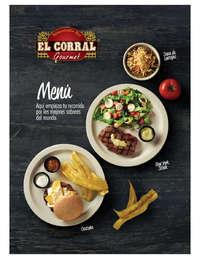 El Corral Gourmet / Menú