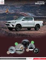 Ofertas de Toyota, Toyoya Hilux-diesel 2.4L 4x4 MT (TC)