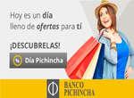 Ofertas de Banco Pichincha, Día Pichincha - Hoy es un día lleno de ofertas para tí