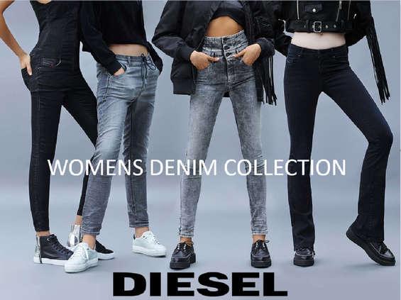 Ofertas de Diesel, Denim Woman