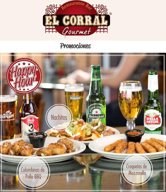 Ofertas de El Corral Gourmet, Promociones