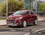 Ofertas de Continautos, Chevrolet Tracker