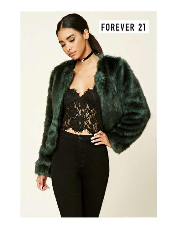 Ofertas de Forever 21, Abrigos y chaquetas - Mujer