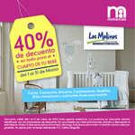 Ofertas de Mothercare, 40% de descuento en todo para el cuarto de tu bebé