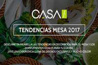 Tendencias Mesa 2017