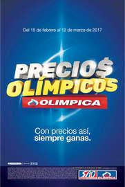 Precios Olímpicos