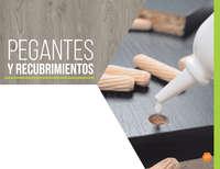 Catálogo Pegantes y recubrimientos