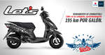 Ofertas de Suzuki Motos, Suzuki Let's