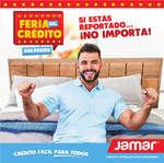 Ofertas de Muebles Jamar, Feria del crédito sin peros - Otras Ciudades