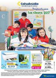 Prepárate para tus clases 2017