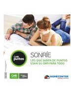 Ofertas de Banco Falabella, Catálogo Homecenter Pisos y Baños