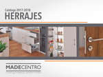 Ofertas de Madecentro, Catálogo Herrajes 2017 - 2018