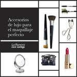 Ofertas de La Riviera, Accesorios de lujo para maquillaje perfecto