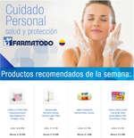 Ofertas de FarmaTodo, Productos recomendados de la semana