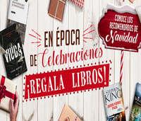 En época de celebraciones ¡Regala libros!