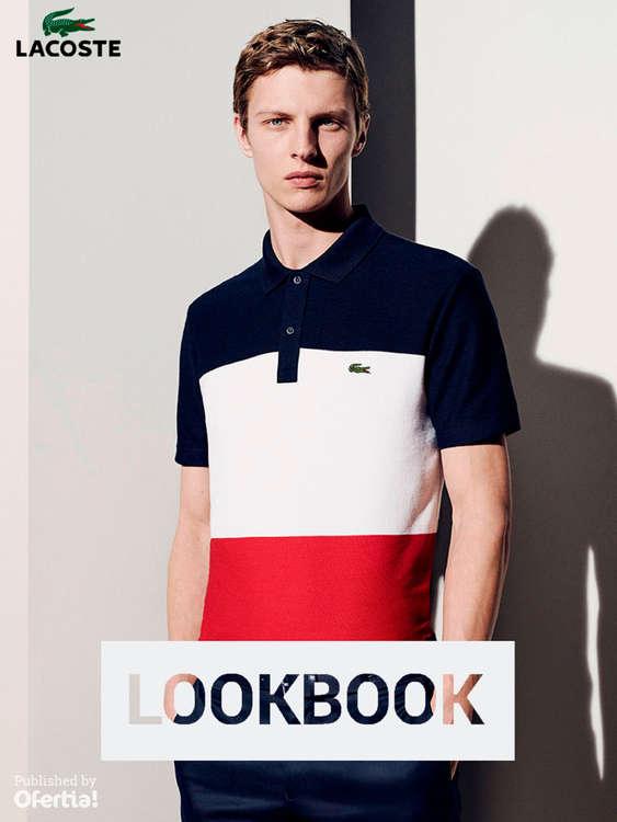 Ofertas de Lacoste, Lookbook FW 16 - 17