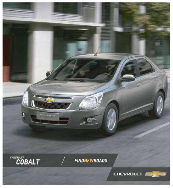 Ofertas de Continautos, Chevrolet Cobalt