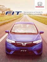 Ofertas de Honda Autos, Honda Fit