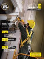 Ofertas de Constructor, Catálogo de Beneficios - Edición 18